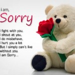 Apology And Sorry Greetings