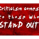 Criticism Sayings
