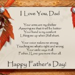 Father Day Poetry