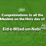Milad Ul Nabi Poetry